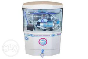 Water purifier with UV and UF process new box