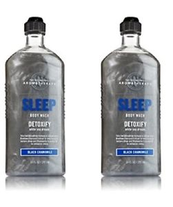 Bath & Body Works Aromatherapy Sleep Body Wash & Foam Bath