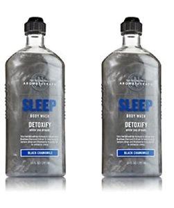 Bath & Body Works Aromatherapy Sleep Body Wash & Foam Bath