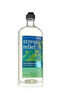 Bath & Body Works Aromatherapy Stress Relief Eucalyptus
