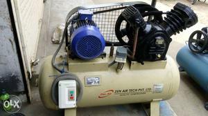 Beige Zen Air Tech PVT LTD Air Compressor
