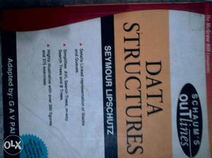 Data Structures,C, C++, JAVA Book