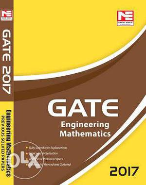 Made easy gate maths theory book for all branches
