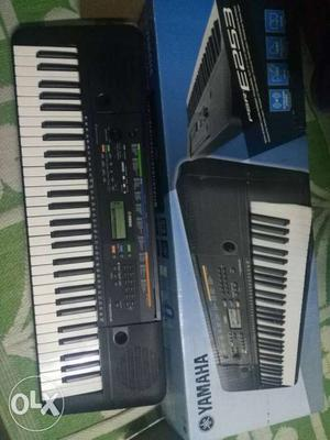 New Yamaha E days old(check bill 4 date). Just played