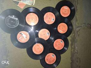 Records available in two sizes rs.100 & rs.50 per