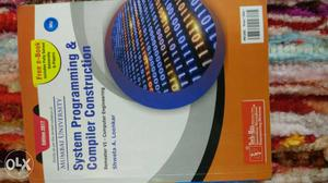 System Programming And Compiler Construction Text Book