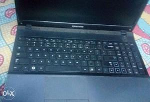 1.5 year old Samsung laptop,i5,4 GB ram DDR3,1