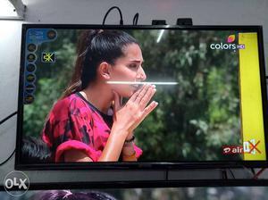 Aiwa 32 Led TV with Bill 2 year warranty full HD