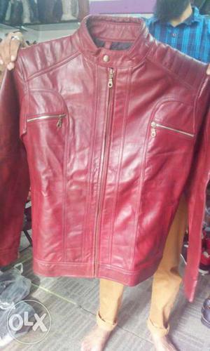Ambur pure leathers jacket for sale