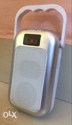 Bluetooth speaker Portable Radio With Handle