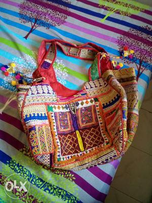 Brand New hand bag for sale only Rs