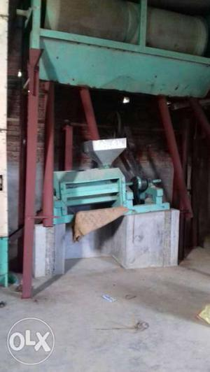 Brand new full automatic flour mill with  rpm