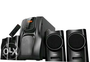 Frontech home theater full bass full sound hi speed USB sd