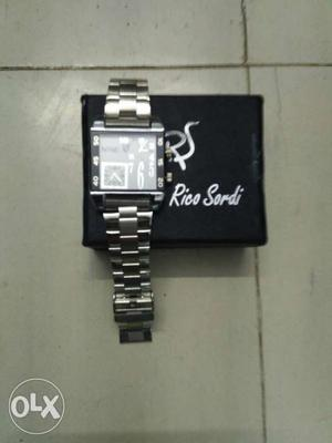 Rico dual time watch for 400 and Timex Atlantis for