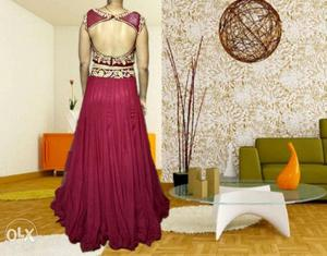 Beautiful lehenga. Rich design Perfect for
