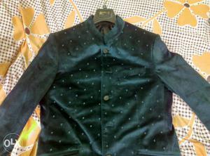Branded Jodhpuri blazer (Arrow). Used only once,