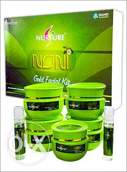 Complete facial kit with the goodness HERBS