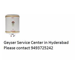Geyser Service Center in Hyderabad Hyderabad