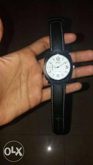 Gypsy club watch, panerai edition. watch is in