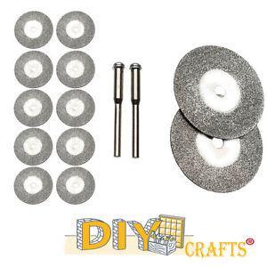 DIY Crafts®18mm 10pcs Diamond Grinding Wheel Slice