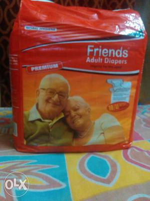 "Diapers Medium-sized waist "" for men/women"