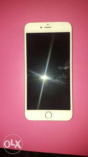 I want to sale my iPhone 6 plus 128GB white and