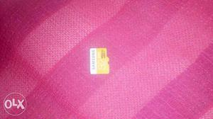 New samsung 32 Gb memory card only 650 Rs., fix