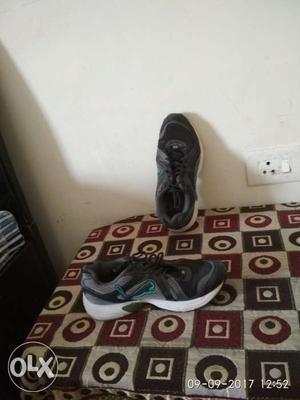 This is a puma shoes and running shoes for kids