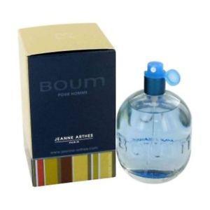Boum by Jeanne Arthes Eau De Toilette Spray 3.3 oz for Men