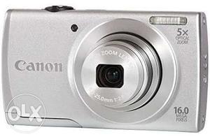 Canon PowerShot AMP Digital Camera with 5x