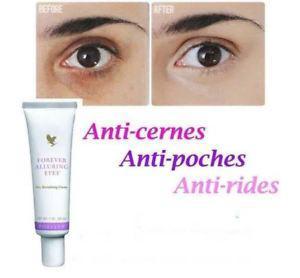 FLP Forever Living Alluring Eyes Aloe Revitalizing cream,