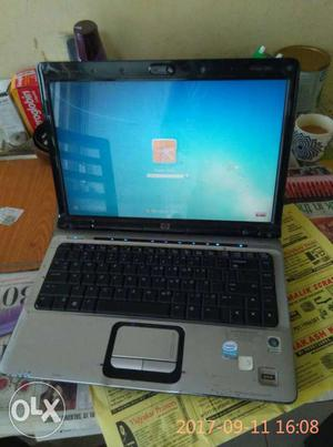 Good condition single hand used hp lap top plz