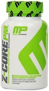 Muscle Pharm Z-Core PM Capsules, 20 Count (20)
