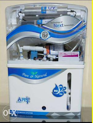 RO water Purifier UV 13 stages purification