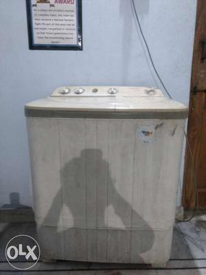 Videocon 6kg washing machine(3 yrs old) In fully
