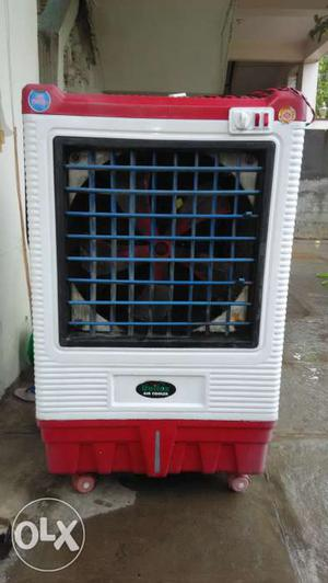 Air cooler - one year old. Good working