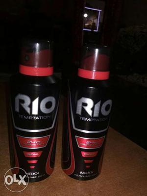 Brand new Rio Temptation dio