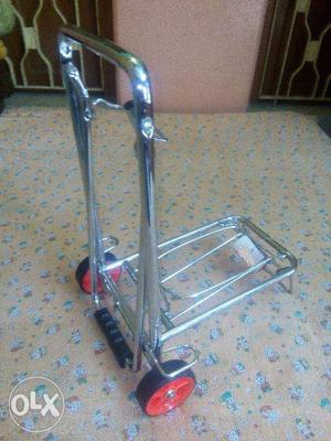 HEAVY LUGGAGE CARRIER,Solid Stainless Steel