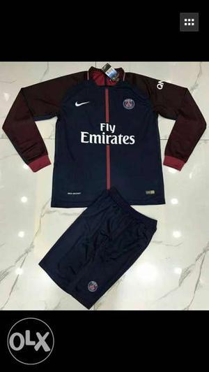 New Full sleeves football kits  season