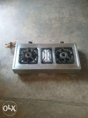 Surya Gas Stove Strong Steel body Only Rs