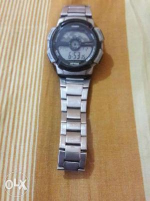 Casio watch in excellent condition made in taiwan