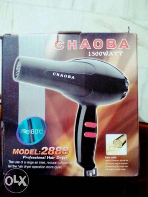 Chaoba Hair Blower Box