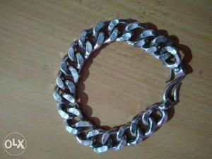 Pure Silver Bracelet exact 100 Grams...