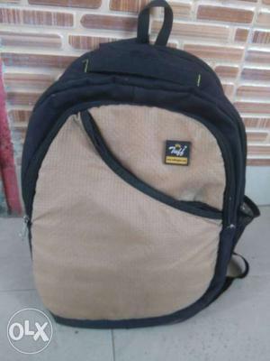 Tuff company bag,Less use, Nice bag