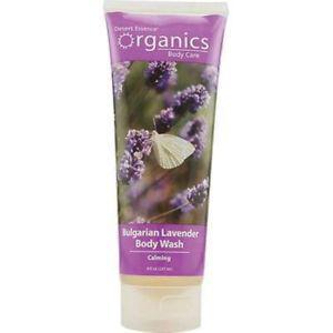Desert Essence Body Wash Bulgarian Lavender - 8 Fl Oz