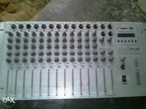 Gray Audio Equalizer