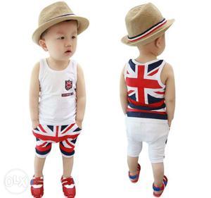 Imported 1.5yr boy cloth