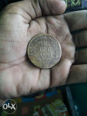 Its a real coin of East India Company with the