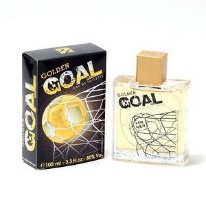 Jeanne Arthes J.Arthes Golden Goal Gold Edt Spray 3.3 Oz