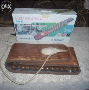 Nugabest Belt Heating Mat Therapy Mat Rent / Sale